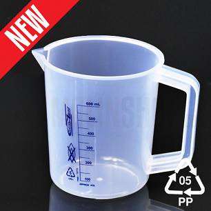Beaker With Handle 500 ml